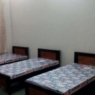 girls-hostel-triple-bed